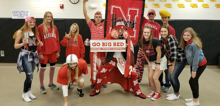 Husker Day 10th